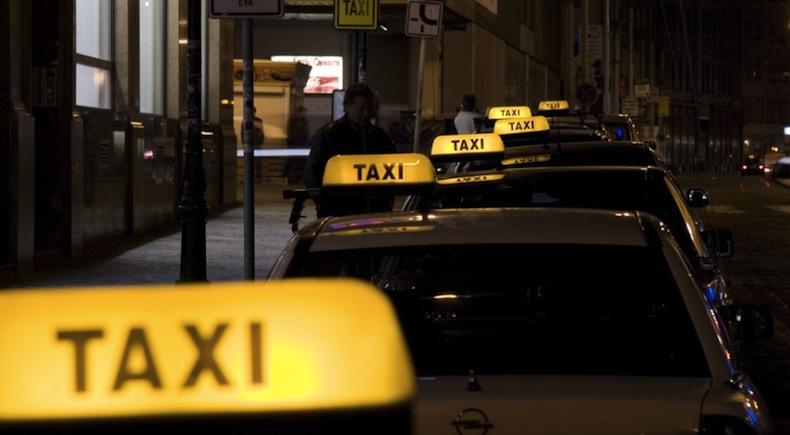 Как сделать лицензию такси