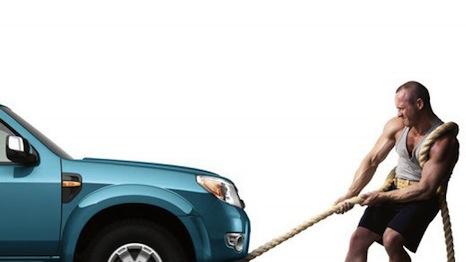 Как буксировать автомобиль с акпп1