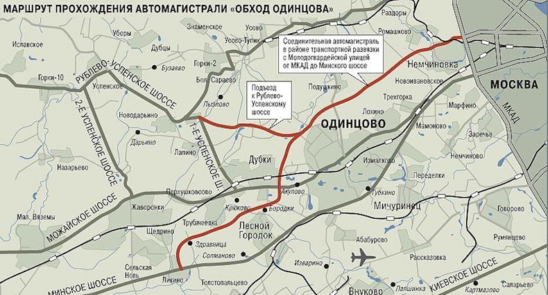 Платные автодороги в России2