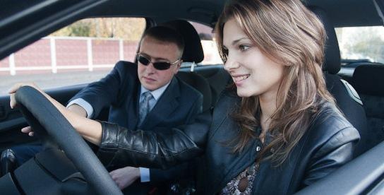как сделать водительские права самому 4