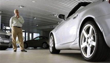 Осмотр кузова автомобиля при покупке