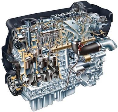 инжекторный двигатель1