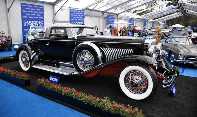 Duesenberg Model J Long Wheelbase Coupe