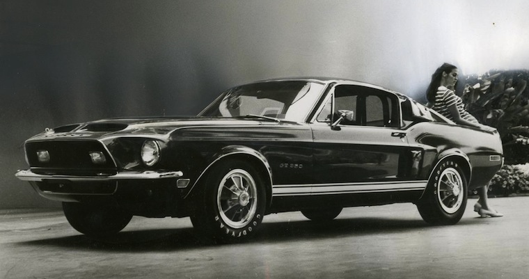Ford Mustang Cobra Shelby GT 500 Eleonor 1967