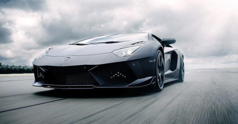 Lamborghini Aventador LP1600-4 Mansory Carbonado GT