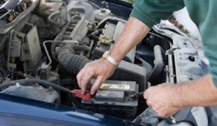 Зарядка АКБ без снятия с машины