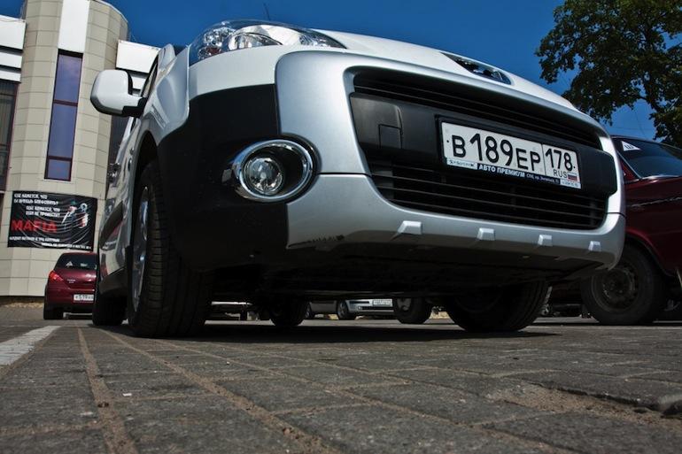 Клиренс автомобиля3
