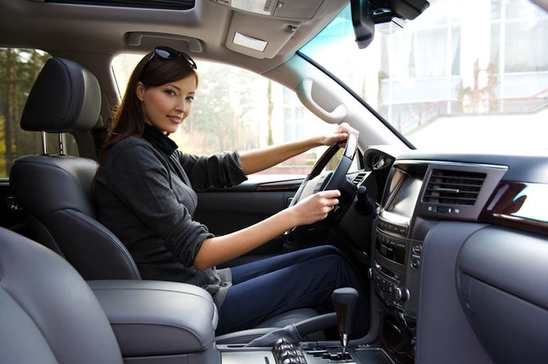 Автомобиль для женщины новичка1