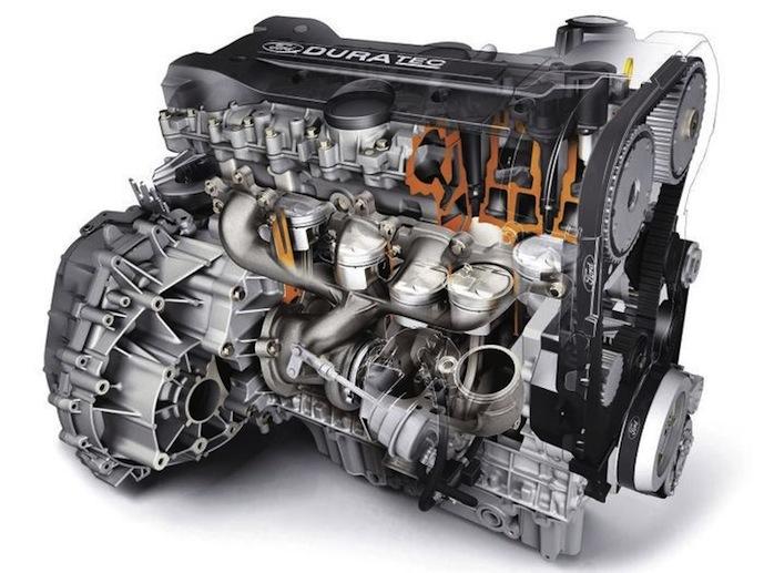 Устройство двигателя внутреннего сгорания1