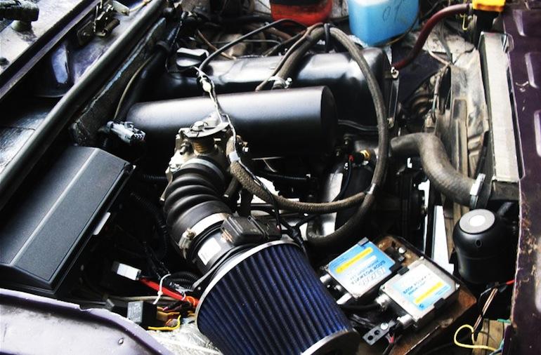 Увеличиваем мощность двигателя2