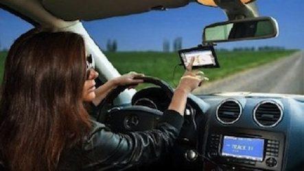 Выбираем достойный GPS навигатор