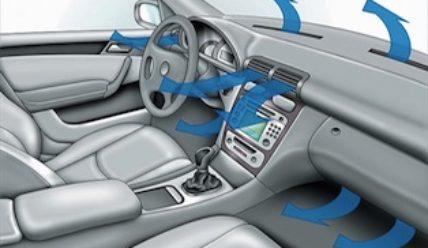 Выбор очистителя для кондиционера автомобиля