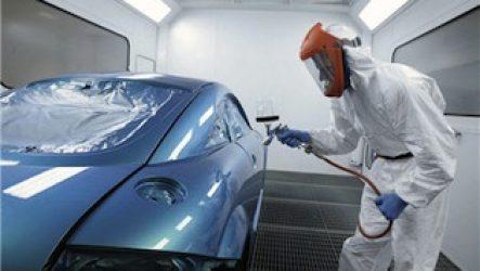Ценообразование услуг по покраске автомобиля