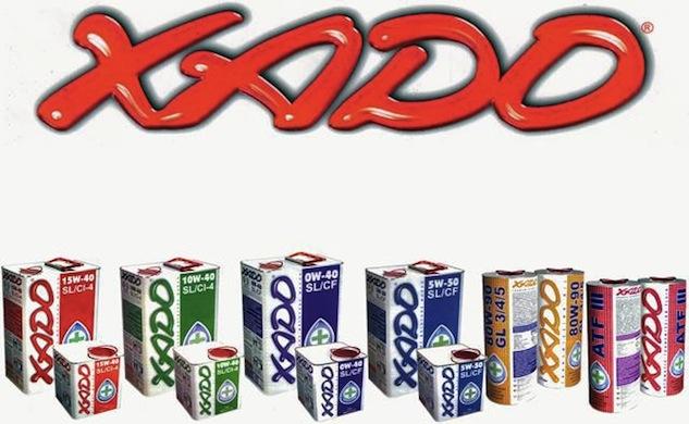 XADO - присадки для двигателя3