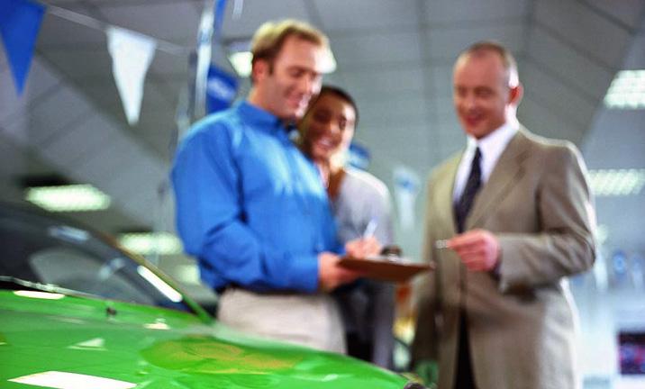 Получение кредита на машину2