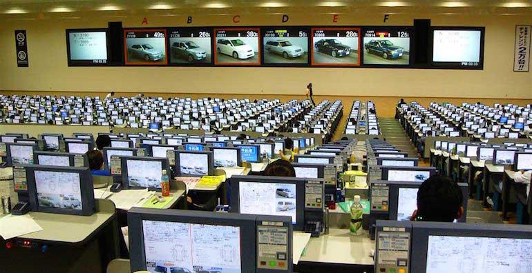 Японские автоаукционы1