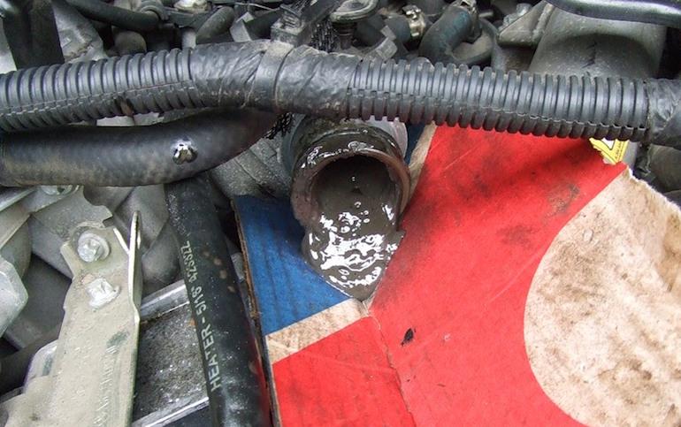 Как промыть систему охлаждения двигателя2