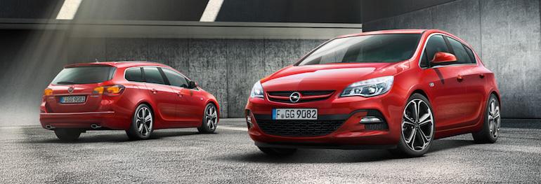 Opel Astra-1