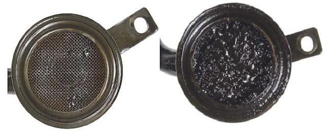 Промывка двигателя при замене масла2