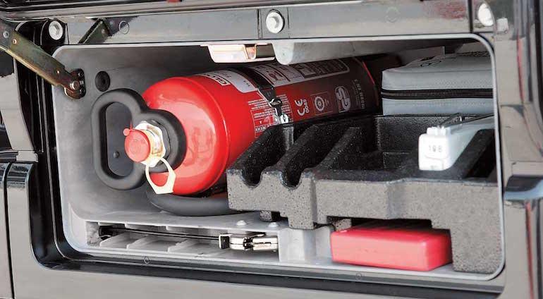 Объем огнетушителя для легкового автомобиля 2017 едва