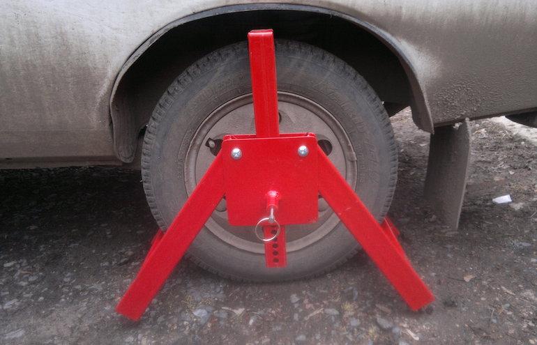 Блокировка колес — тоже очень