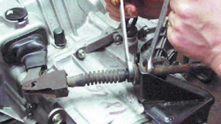 Регулируем сцепление на ВАЗ 2109