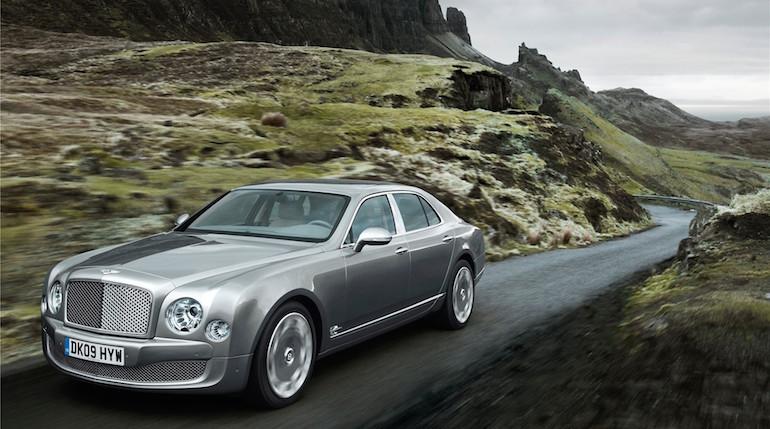 Bentley Mulsanne1234