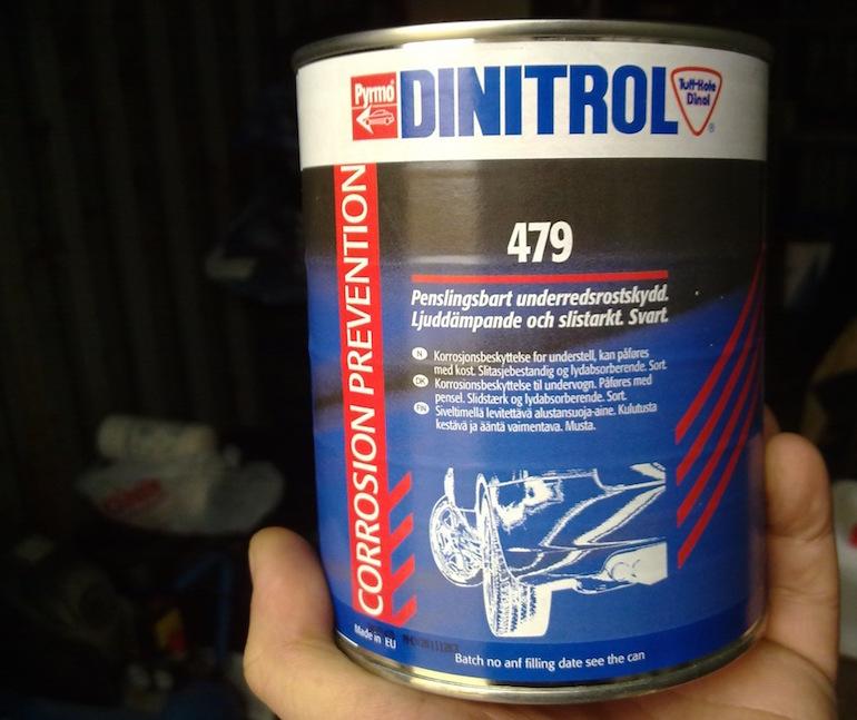 Dinitrol 479-132