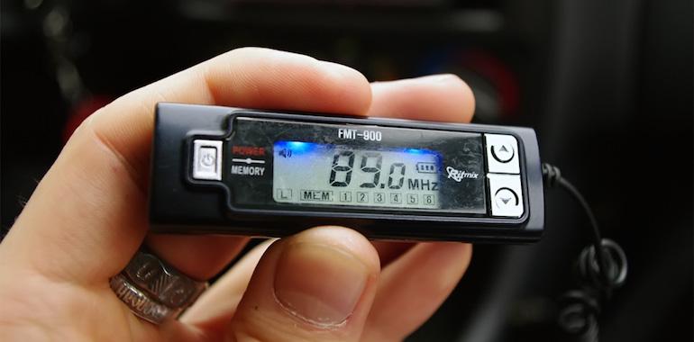 FM трансмиттер2