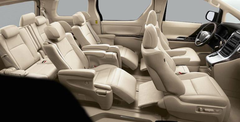 Toyota Alphard-2