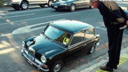 Маленькие авто для женщин