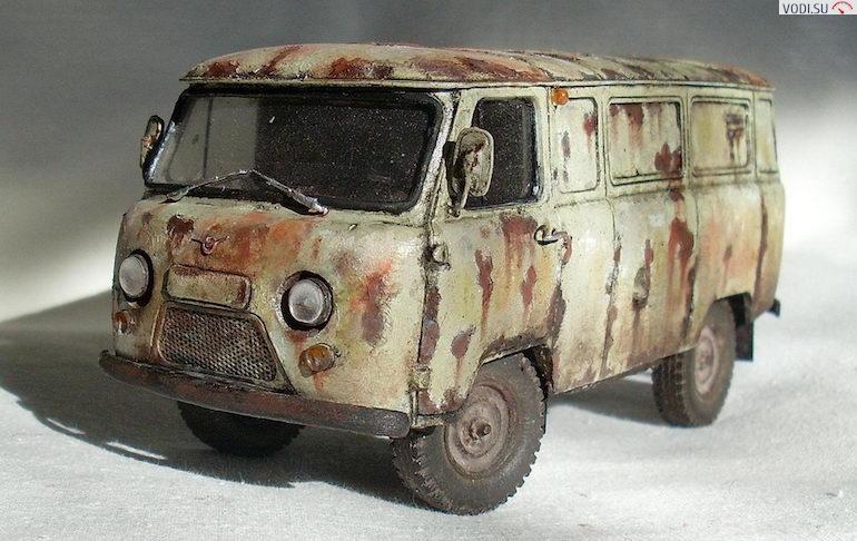 УАЗ-452-1