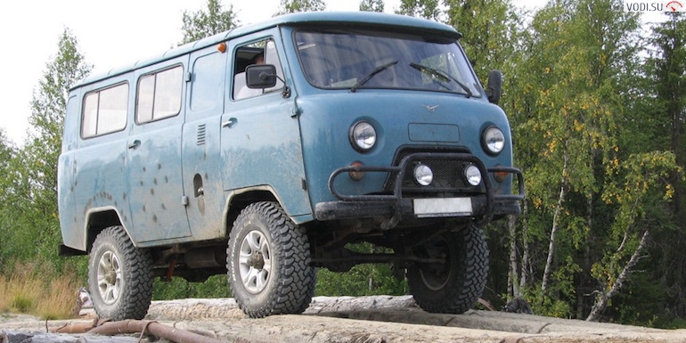УАЗ-452-2