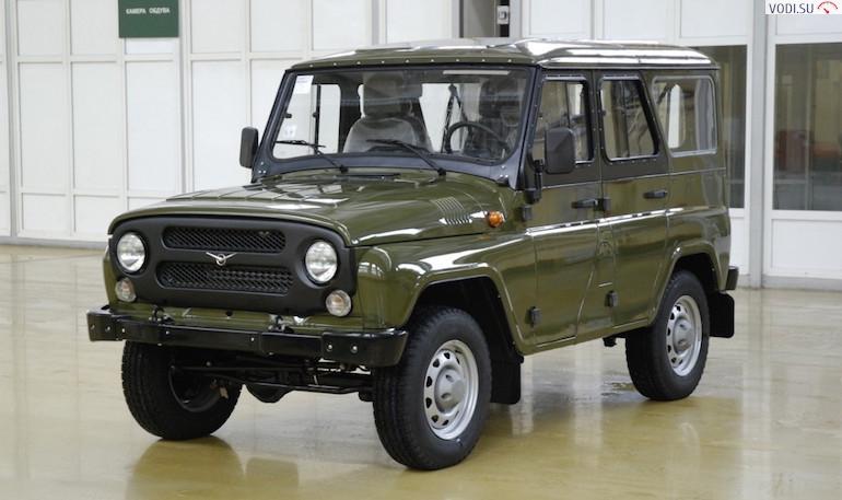 УАЗ 469-1
