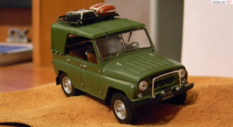 УАЗ 469-3