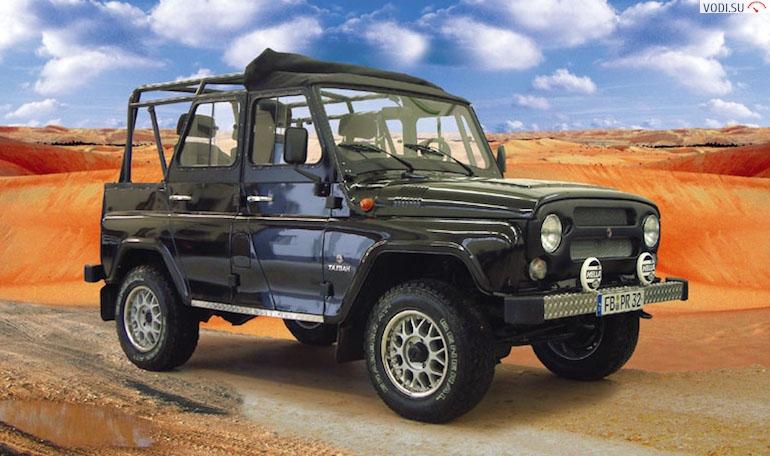 УАЗ 469-5
