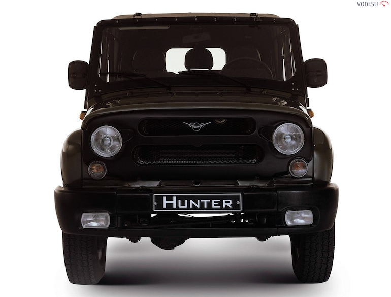 УАЗ Хантер-12