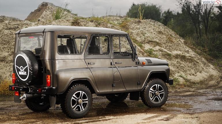 УАЗ Хантер-5