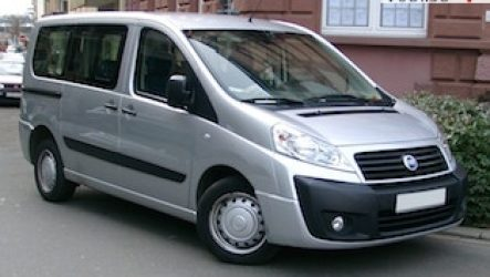 Минивэны FIAT
