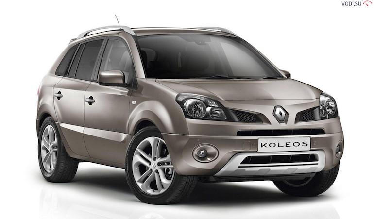 Renault Koleos43432