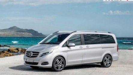 Минивэны Mercedes-Benz