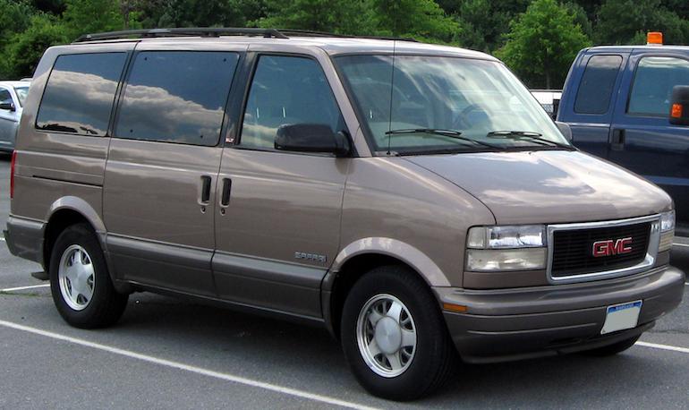 Chevrolet Astro:GMC Safari
