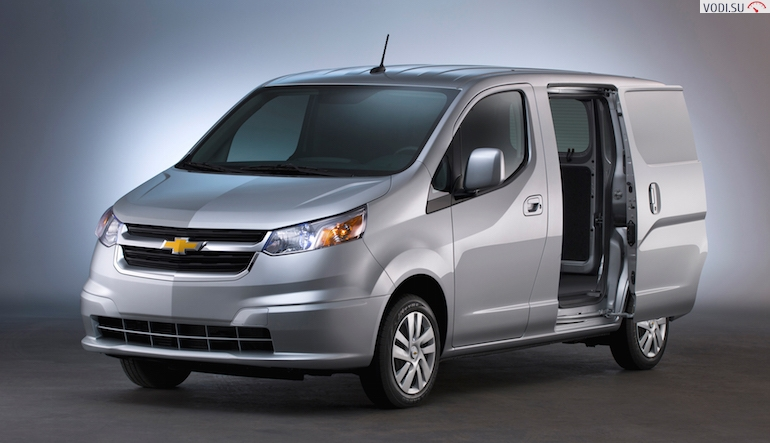 Chevrolet City Express133