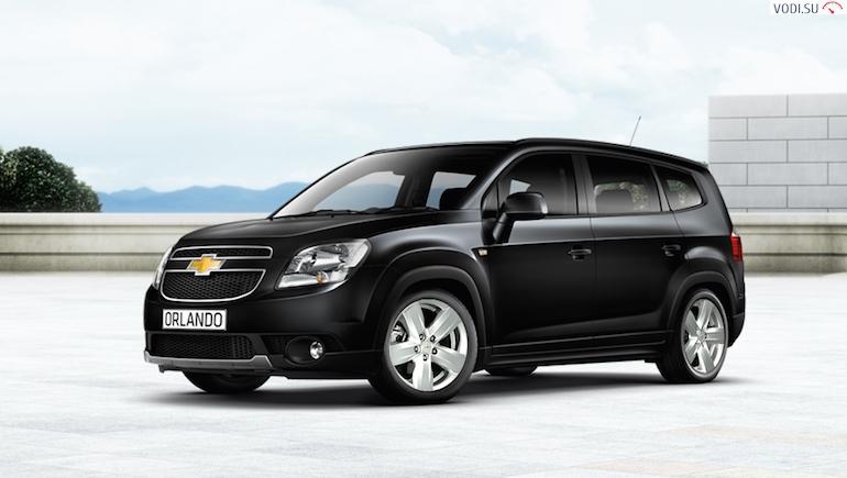 Chevrolet Orlando113