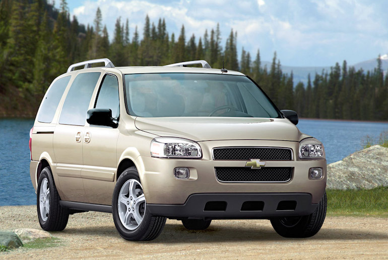Chevrolet Uplander5632