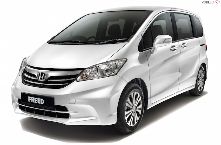Honda Freed33