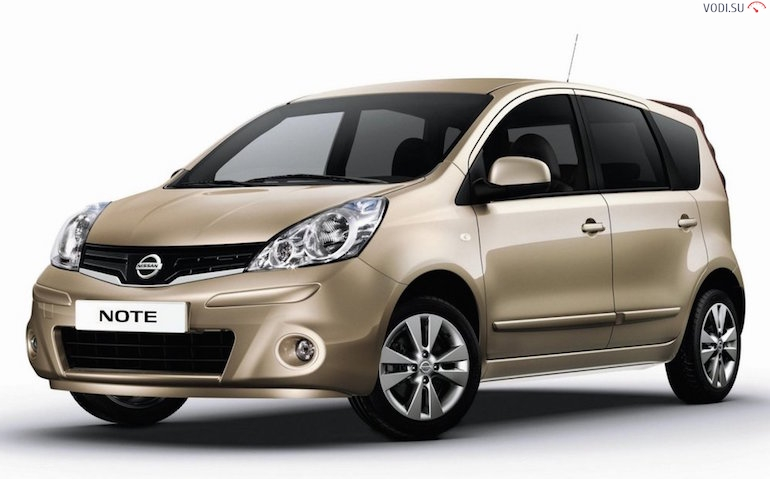 Nissan Note133
