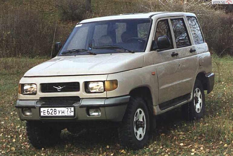 УАЗ-3160-1