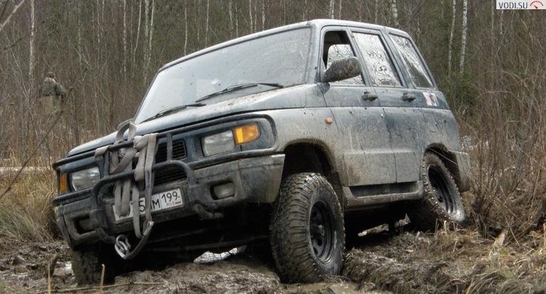УАЗ-3160-2