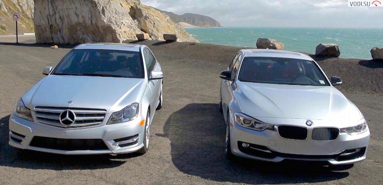 BMW или Mercedes1